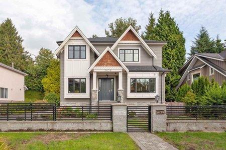 R2299698 - 5638 CROWN STREET, Dunbar, Vancouver, BC - House/Single Family