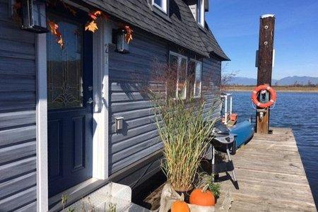 R2299823 - 27 3871 W RIVER ROAD, Port Guichon, Delta, BC - House/Single Family