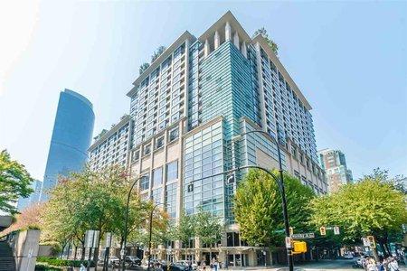 R2300396 - 1108 933 HORNBY STREET, Downtown VW, Vancouver, BC - Apartment Unit