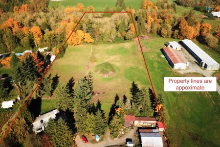 R2300459 - 30129 TOWNSHIPLINE ROAD, Bradner, Abbotsford, BC - House with Acreage