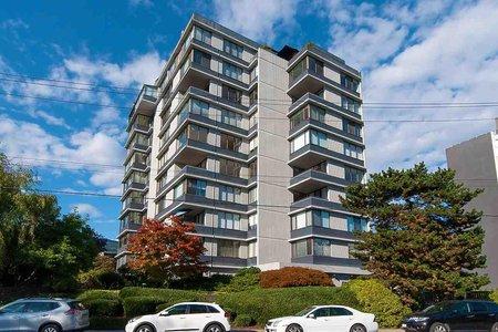 R2301149 - 701 2167 BELLEVUE AVENUE, Dundarave, West Vancouver, BC - Apartment Unit
