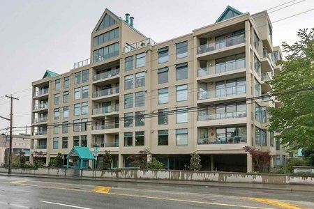 R2301234 - 606 15466 NORTH BLUFF ROAD, White Rock, White Rock, BC - Apartment Unit