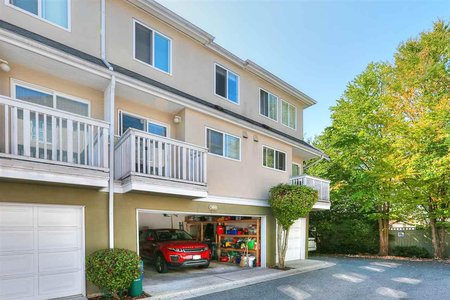 R2301235 - 44 7831 GARDEN CITY ROAD, Brighouse South, Richmond, BC - Townhouse