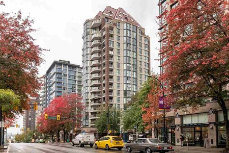 R2302508 - 904 1010 BURNABY STREET, West End VW, Vancouver, BC - Apartment Unit
