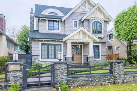 R2302603 - 3852 W 23RD AVENUE, Dunbar, Vancouver, BC - House/Single Family