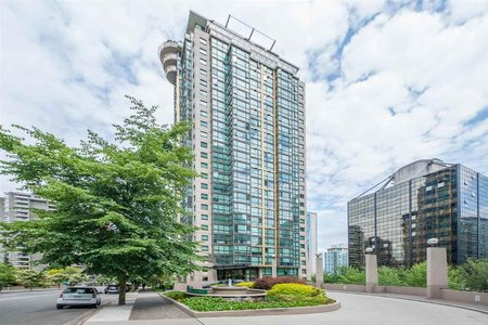 R2302761 - 902 1367 ALBERNI STREET, West End VW, Vancouver, BC - Apartment Unit
