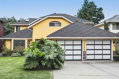 R2302767 - 2688 TEMPE KNOLL DRIVE, Tempe, North Vancouver, BC - House/Single Family