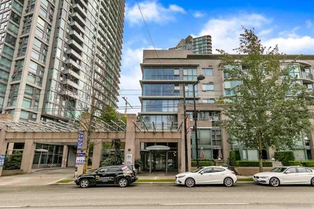 R2303020 - 503 1018 CAMBIE STREET, Yaletown, Vancouver, BC - Apartment Unit