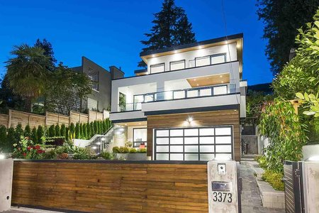 R2303285 - 3373 RADCLIFFE AVENUE, West Bay, West Vancouver, BC - House/Single Family