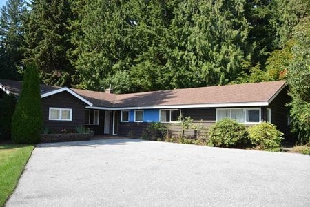 R2303288 - 4219 LIONS AVENUE, Forest Hills NV, North Vancouver, BC - House/Single Family