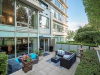 Photo of 102 426 BEACH CRESCENT, Vancouver