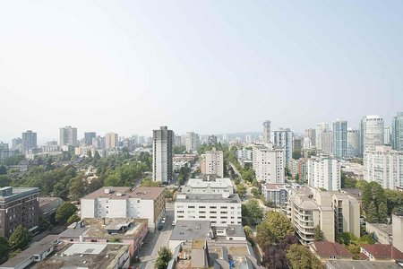 R2303653 - 2205 1028 BARCLAY STREET, West End VW, Vancouver, BC - Apartment Unit