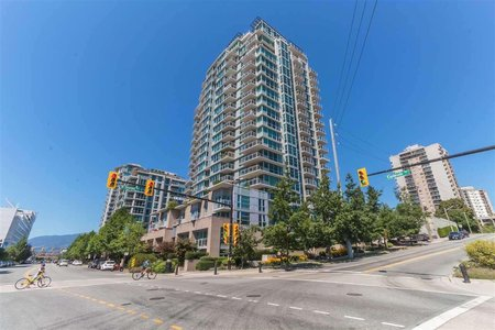 R2304143 - 802 188 E ESPLANADE STREET, Lower Lonsdale, North Vancouver, BC - Apartment Unit