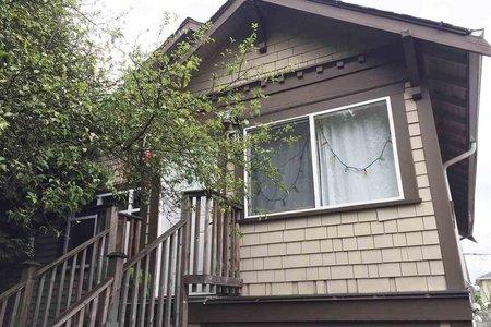 R2304374 - 2165 E 1ST AVENUE, Grandview VE, Vancouver, BC - House/Single Family