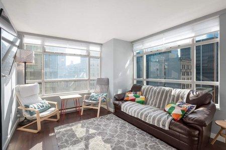 R2304490 - 1102 438 SEYMOUR STREET, Yaletown, Vancouver, BC - Apartment Unit