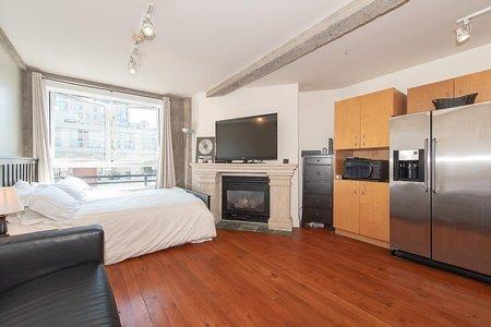 R2304549 - 412 1216 HOMER STREET, Yaletown, Vancouver, BC - Apartment Unit