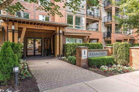 R2304743 - 407 2601 WHITELEY COURT, Lynn Valley, North Vancouver, BC - Apartment Unit