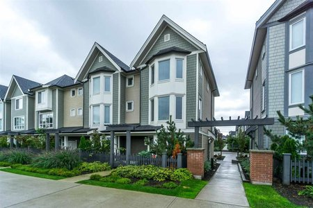 R2305630 - 116 8138 204 STREET, Willoughby Heights, Langley, BC - Townhouse