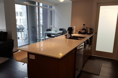 R2305701 - 617 1372 SEYMOUR STREET, Downtown VW, Vancouver, BC - Apartment Unit