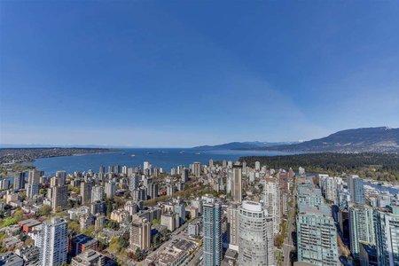 R2305749 - 5401 1128 W GEORGIA STREET, West End VW, Vancouver, BC - Apartment Unit