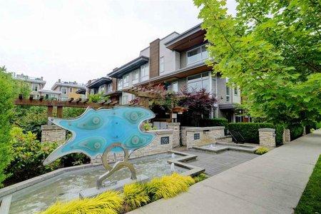 R2305774 - 124 735 W 15TH STREET, Hamilton, North Vancouver, BC - Townhouse