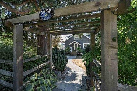 R2306085 - 1488 GORDON AVENUE, Ambleside, West Vancouver, BC - House/Single Family