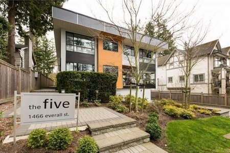 R2306098 - 3 1466 EVERALL STREET, White Rock, White Rock, BC - Townhouse