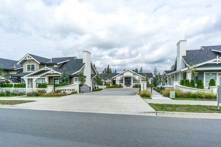R2306336 - 36 22057 49 AVENUE, Murrayville, Langley, BC - Townhouse