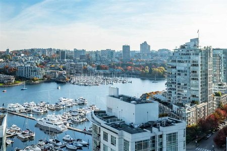 R2306877 - 2303 193 AQUARIUS MEWS, Yaletown, Vancouver, BC - Apartment Unit