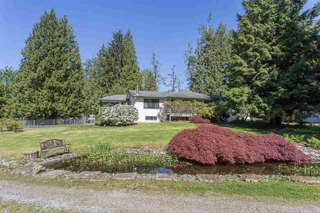 R2306927 - 6510 LANCELOT STREET, Bradner, Abbotsford, BC - House with Acreage