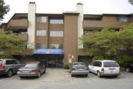 R2307022 - 327 7295 MOFFATT ROAD, Brighouse South, Richmond, BC - Apartment Unit