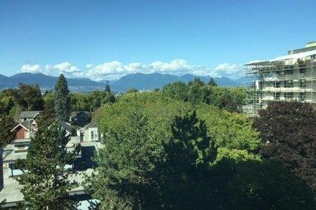 R2307607 - 803 5425 YEW STREET, Kerrisdale, Vancouver, BC - Apartment Unit