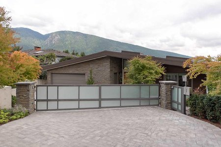 R2307686 - 98 BONNYMUIR DRIVE, Glenmore, West Vancouver, BC - House/Single Family