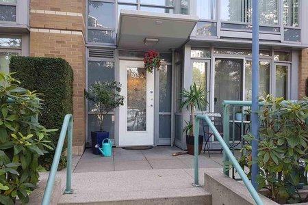 R2308016 - 1052 PACIFIC BOULEVARD, Yaletown, Vancouver, BC - Townhouse