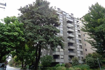 R2308271 - 401 1108 NICOLA STREET, West End VW, Vancouver, BC - Apartment Unit
