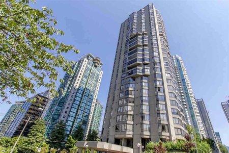 R2308467 - 1601 738 BROUGHTON STREET, West End VW, Vancouver, BC - Apartment Unit