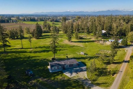 R2308600 - 2575 236 STREET, Campbell Valley, Langley, BC - House with Acreage