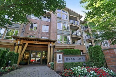 R2308632 - 406 2601 WHITELEY COURT, Lynn Valley, North Vancouver, BC - Apartment Unit