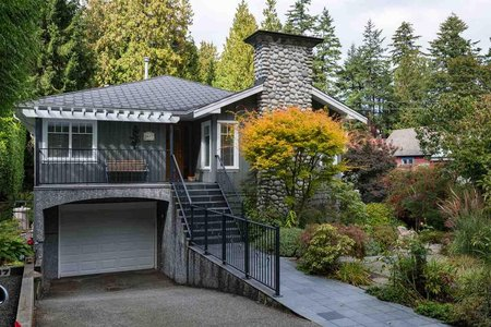 R2308766 - 6837 COPPER COVE ROAD, Whytecliff, West Vancouver, BC - House/Single Family