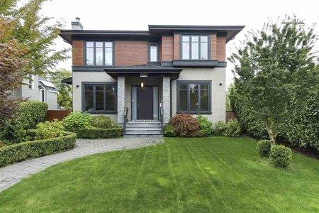 R2308979 - 4492 CROWN STREET, Dunbar, Vancouver, BC - House/Single Family