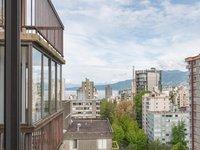Photo of 1504 1146 HARWOOD STREET, Vancouver