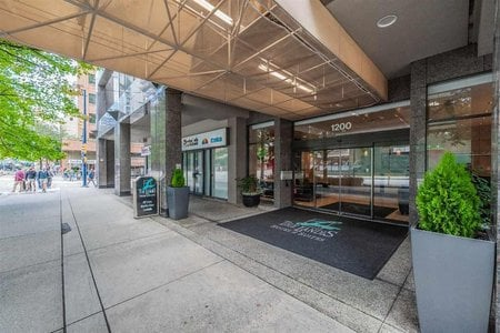 R2309304 - 421 1200 HORNBY STREET, Downtown VW, Vancouver, BC - Apartment Unit