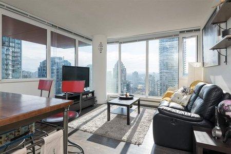 R2309598 - 2602 1325 ROLSTON STREET, Downtown VW, Vancouver, BC - Apartment Unit
