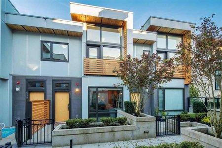 R2309607 - 6036 OAK STREET, Oakridge VW, Vancouver, BC - Townhouse
