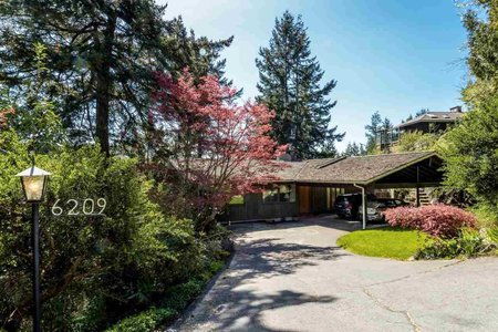 R2309662 - 6209 OVERSTONE DRIVE, Gleneagles, West Vancouver, BC - House/Single Family
