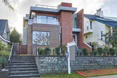 R2309788 - 3256 W 21ST AVENUE, Dunbar, Vancouver, BC - House/Single Family