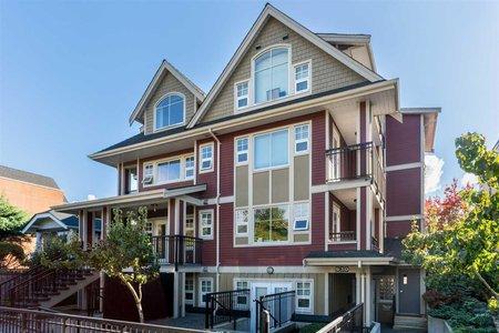 R2309877 - 205 930 W 16TH AVENUE, Cambie, Vancouver, BC - Apartment Unit