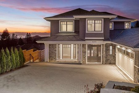 R2310000 - 4355 STARLIGHT WAY, Upper Delbrook, North Vancouver, BC - House/Single Family