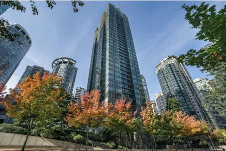 R2310436 - 706 1288 W GEORGIA STREET, West End VW, Vancouver, BC - Apartment Unit