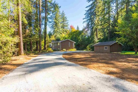 R2310718 - 24364 56 AVENUE, Salmon River, Langley, BC - House with Acreage